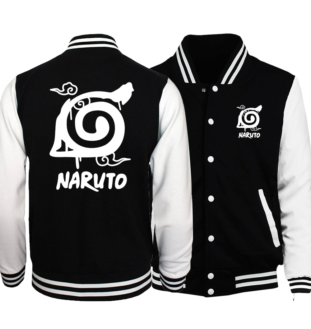 Anime one piece spring jacket mens 2017 new fashion Naruto brand clothing baseball uniform sweatshirts man's tracksuit hoodies-novahe