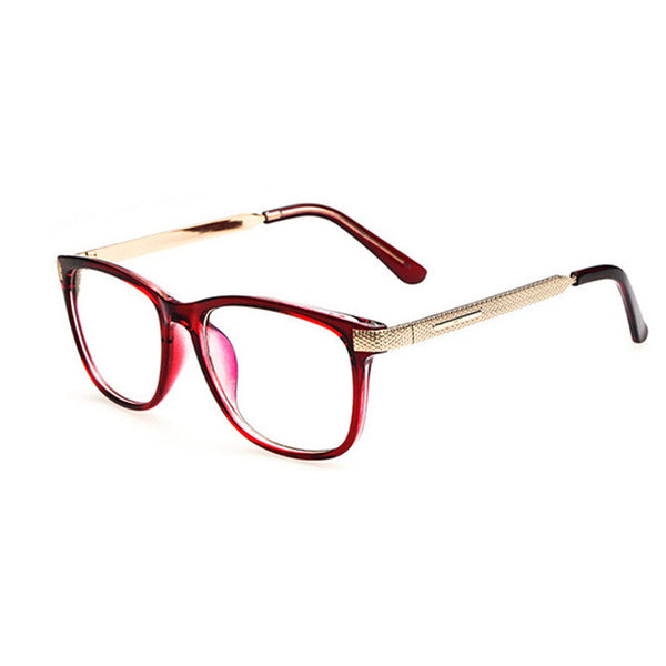 3e4c332359 ... Kottdo Fashion Glasses Women Retro Vintage Reading Eyeglasses Frame Men  Glasses Optical Eyewear Tenis Feminino Oculos ...