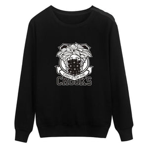Trendy Crooks and Castles Men/Women Hoodies 3Style 4Color Comfortable Casual Simple Fashion Unisex Sweatshirts High Street Men-novahe
