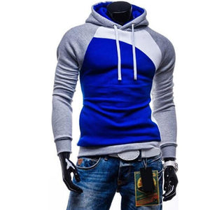 Hoodies Men 2018 Brand Male Long Sleeve Hoodie Magnetite Letter Word Sweatshirt Mens Moletom Masculino Hoodies Slim Tracksuit-novahe