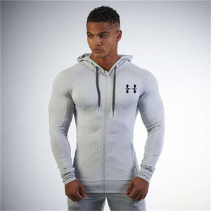 2018 Men's Shark Hoodie Singlets Sweatshirts Mens hoodies Stringer Bodybuilding Fitness Men's hoodies Shirts hoodies-novahe