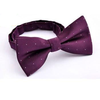 NEW Man's Classic Bowtie for business Fashion Neckwear Adjustable Mens Bow Tie Polyester bow tie Free Shipping-novahe