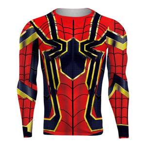 Spider-Man 2018 Avenger Men hoodies Fashion men Spiderman 3d print Hoodies Streetwear Casual Cospaly Sweatshirt Plus Size 5XL-novahe