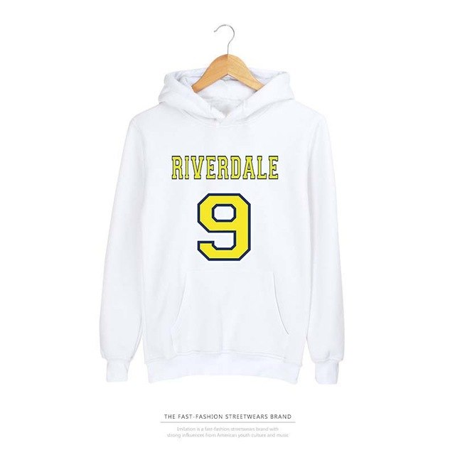 SMZY Riverdale Jughead Jones Hoodies Men Fashion Plus Size Hoodies Sweatshirt Tops Pullovers Cotton Casual Funny Print Clothes-novahe