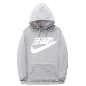 New print no movement hoodies Sweatshirts off white Casual fashion Boys hoodie hoody streetwear polerones hombre mens hoodies-novahe