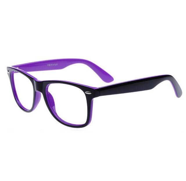 Fashion Full frame glasses frame men women brand designer Decorative eyeglasses oculos de grau without lens-novahe