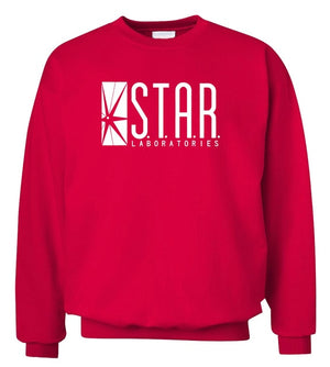 Superman Series Men Sweatshirt STAR S.T.A.R.labs autumn winter 2018 new fashion hoodies cool streetwear tracksuit high quality-novahe