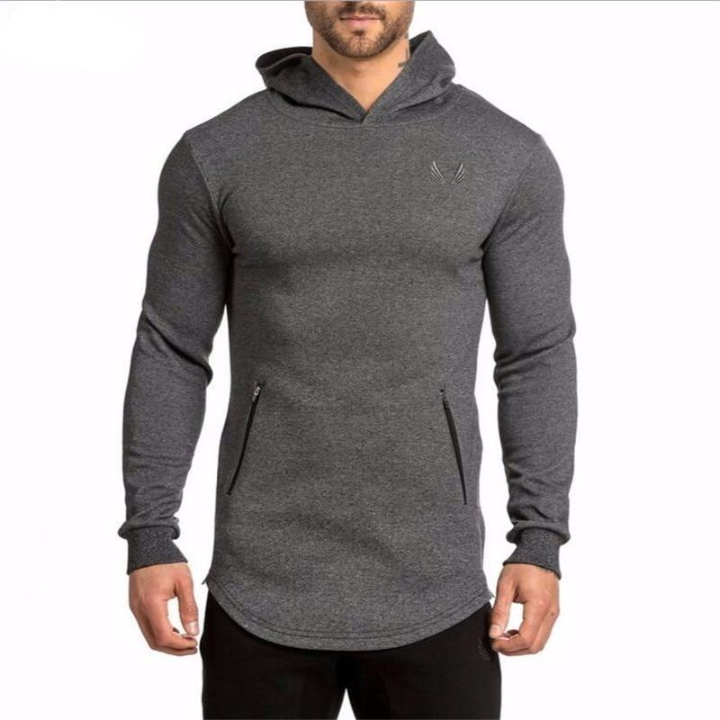 2018 Hot Aesthetic Revolution Men Hoodies Cotton Male Tracksuit Pullover Jacket All Season Pullover GYMS Hoodie men sportswears-novahe