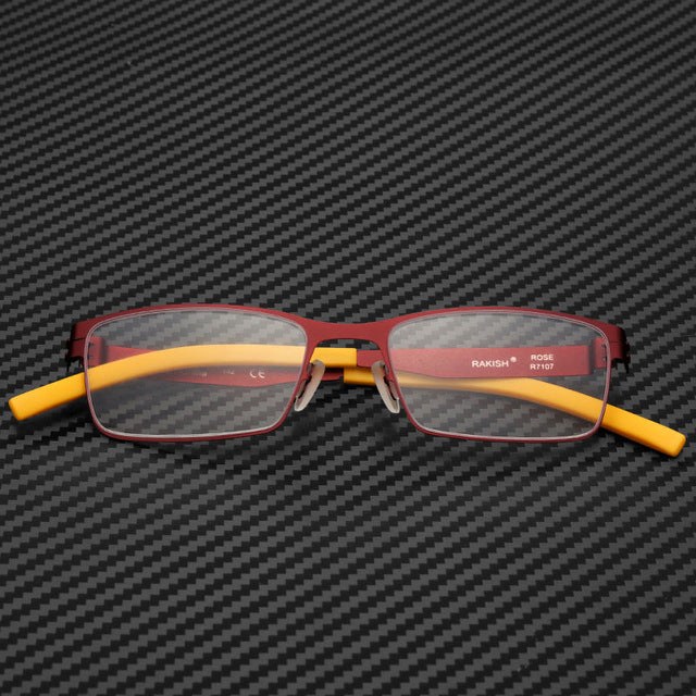 Screwless Anti Blue Light Ray Blocking Computer Glasses Women Men Blue Ray Block Protective Eye Optical Eyewear Frame-novahe