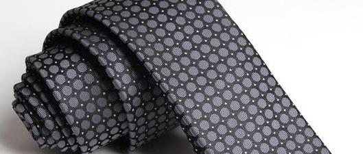5cm High Quality Polyester Microfiber Tie Male Skinny Ties Narrow Corbata Slim Dots Striped Necktie Cravat Clothing Accessories-novahe
