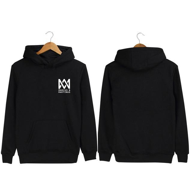 SMZY Marcus And Martinus Hoodie Sweatshirt Autumn Long Sleeve Sweatshirt Fashion Cotton Blend Hoodies Men Hooded Popular Clothes-novahe