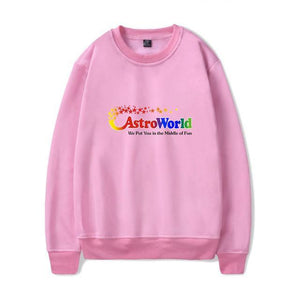 BTS Men Clothes 2018 Capless Hoodies Sweatshirts Travis Scotts ASTROWORLD Print Tops Sweatshirts Harajuku Plus Size A8904-A8907-novahe