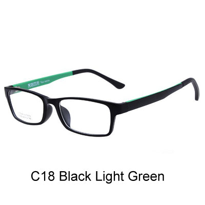 TWO Oclock Ultra Light TR90 Eye Glasses Frame Women Men Clear Eyeglass Small Optical Frames Eyewear Oculos de grau gafas 1302-novahe