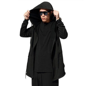 FGKKS Men Hoodies Sweatshirts With Best Quality Hip Hop Mantle Hoodies Male Fashion Jacket long Sleeves Cloak Man's Coats-novahe