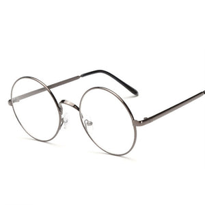 YOOSKE Round Glasses Frames For Harry Potter Glasses Clear Fashion Glasses Women Frame Optical Transparent Glasses Men-novahe