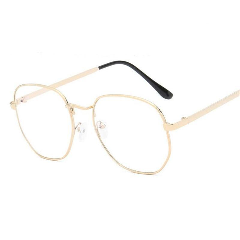 1.56 Aspheric Oval Finished Myopia Glasses With Degree Fashion Student Myopia Eyewear Women Men -1 -1.5 -2.0 -2.5 To -6.0-novahe