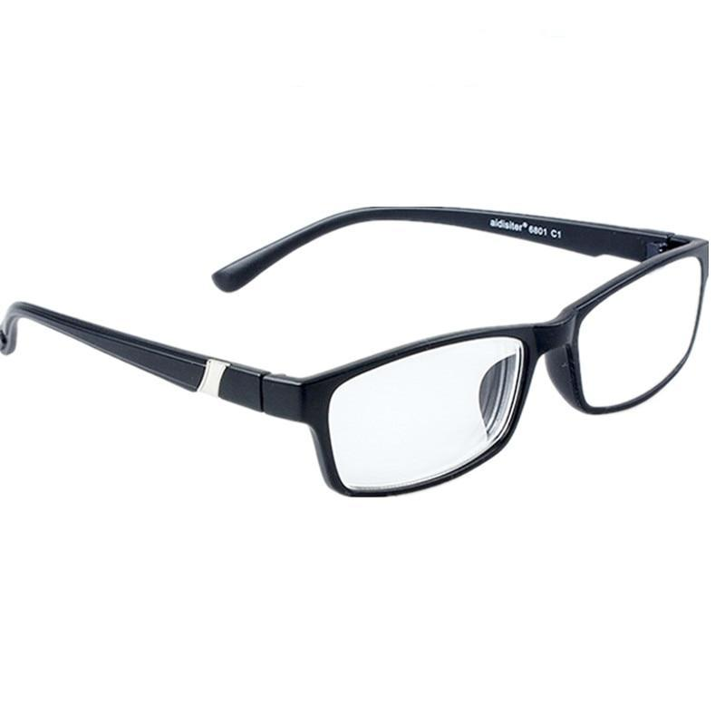 -1.0 -1.5 -2.0 -2.5 -3.0 -3.5 -4.0~-6.0 MyopiaMemory Frame HD Resin Finished Myopia Glasses Men Women Shortsighted Eyeglasses-novahe