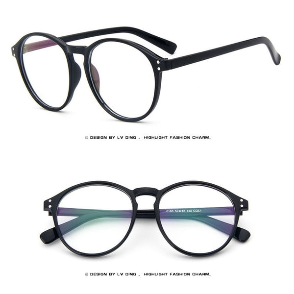 a7b3370574f ... 2018 cheap Optical lens Spectacle Frame women s Cat Eye Eyeglasses male  Anti-fatigue Computer Reading