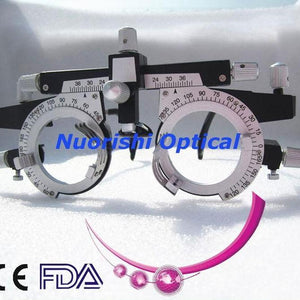XD01 Profressional Universal Optical Optometry Multifunction Trial Lens Frame Lowest Shipping Cost-novahe