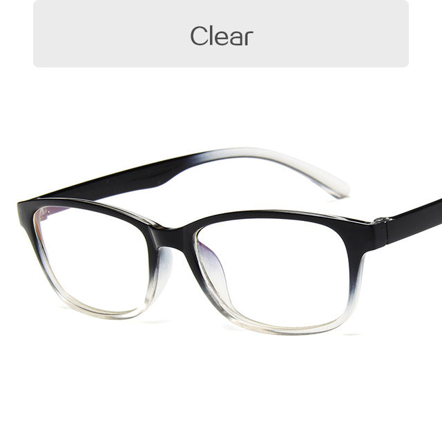 UVLAIK Clear Lens Optical Glasses Frame Women Men 2018 Eyeglasses ...