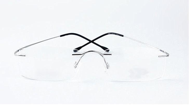 Ultra-light Titanium Alloy Rimless myopia glasses Nearsighted Glasses prescription glasses -1.0,-1.5,-2.0,-2.5,-3.0,-3.5,-4.0-novahe