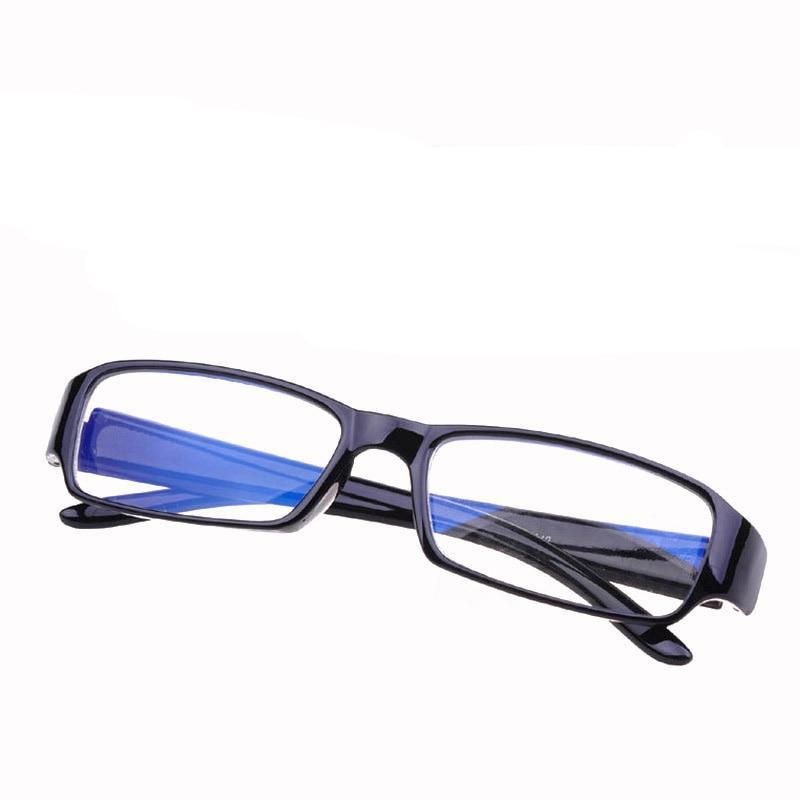 1.0 to -6.0 myopia Eyeglasses 2018 Hot Men Women coating Anti-radiation Lens prescription Optical Eye Glasses Frames-novahe