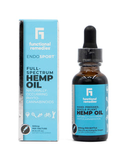 Functional Remedies Full-Spectrum Hemp Oil Tincture