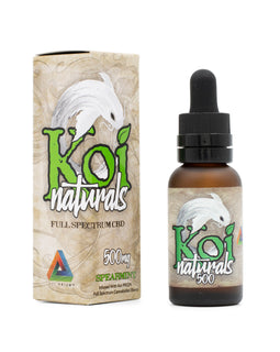 Koi Naturals Spearmint Full Spectrum CBD Tincture
