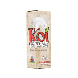 Koi Naturals Strawberry Full Spectrum CBD Tincture
