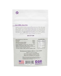 Medterra Pets CBD Joint Support Soft Chews