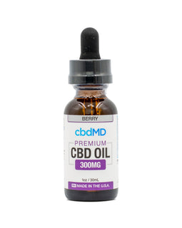 cbdMD Berry Premium CBD Oil