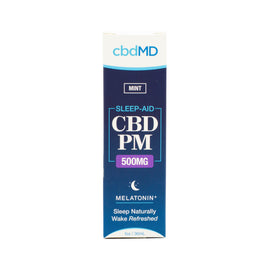 cbdMD CBD PM Mint Sleep Aid