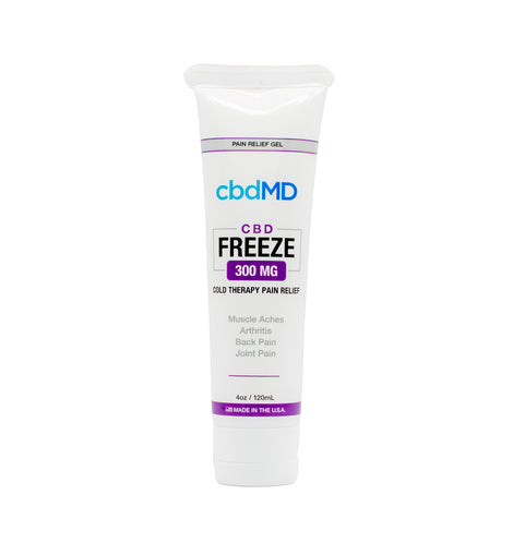 cbdMD Revive CBD Freeze Cold Therapy Pain Relief Gel