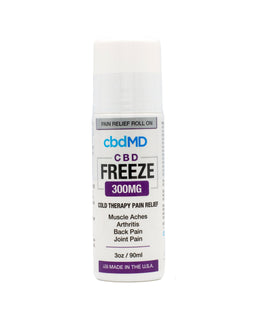 cbdMD Revive CBD Freeze Cold Therapy Pain Relief Roll-On