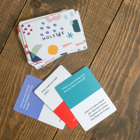 Reflection Cards for meaningful conversations