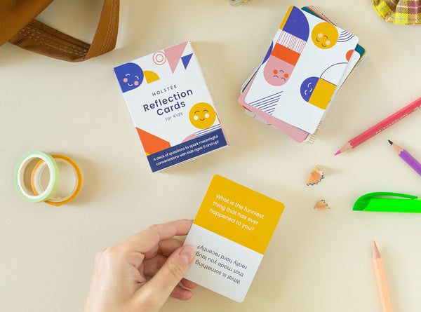 Reflection Cards for Kids