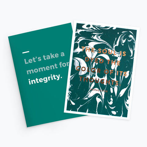 Integrity: Living Your Values