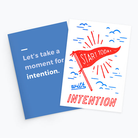Intention Kit: Start Today