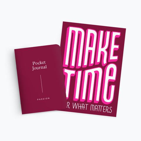 Passion Kit: Make Time
