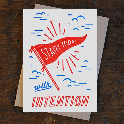 Intention: Start Today Kit