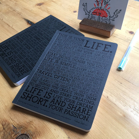 Holstee Manifesto Journal