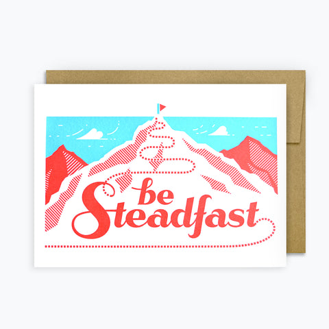 Be Steadfast Cards (6-Pack)