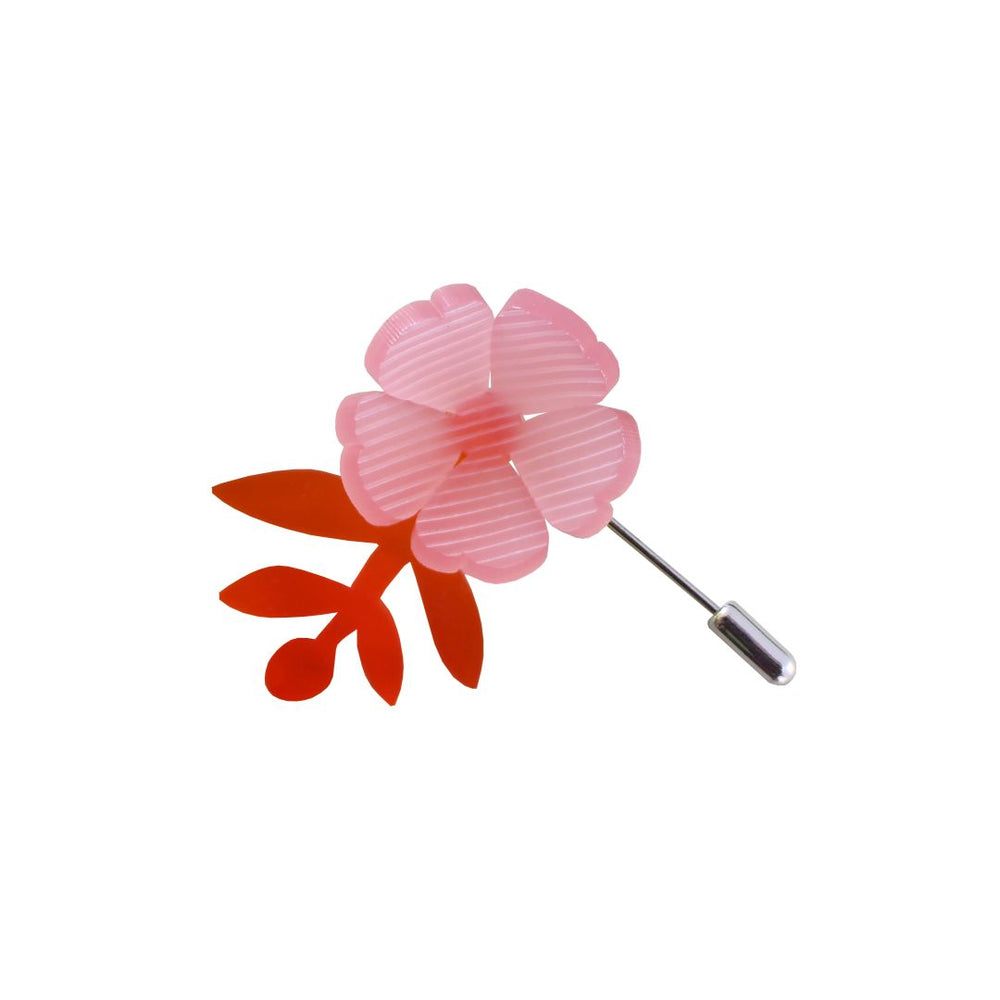 Bloom Pin - Pink