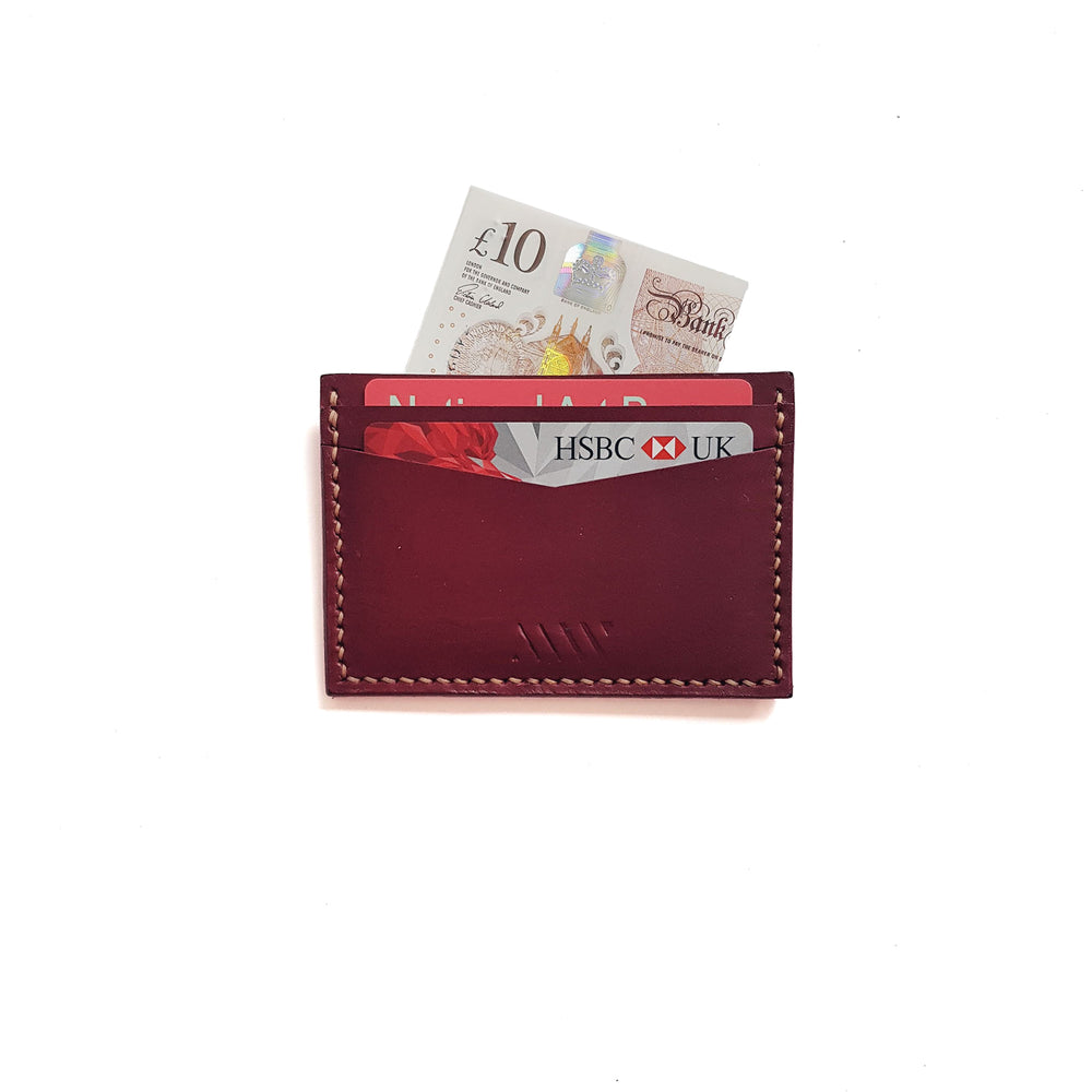 Card Holder - Wine