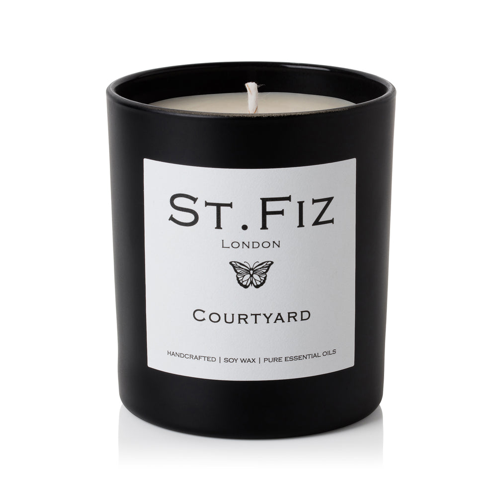 Courtyard Candle