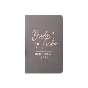 Personalised Bride Tribe Stationery Gift Set