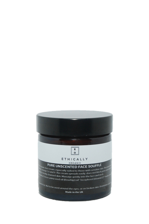 Ethically Organic: Pure Unscented Face Soufflé