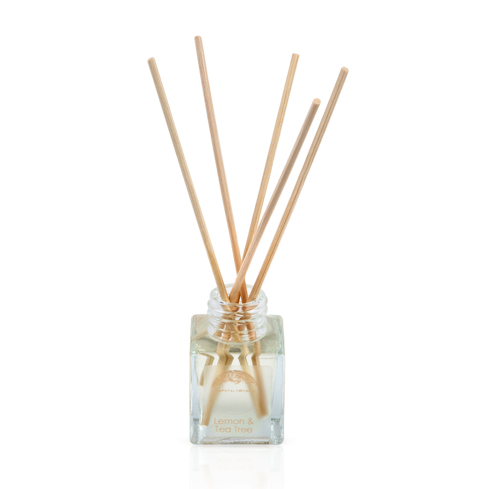 Lemon and Tee Tree Reed Diffuser, 50ml