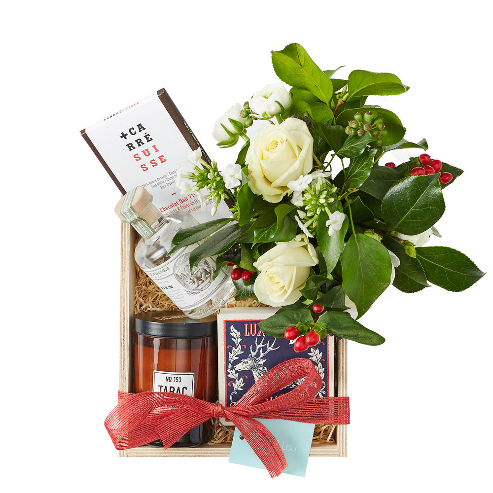"The ""By The Fireplace"" Gift Box"