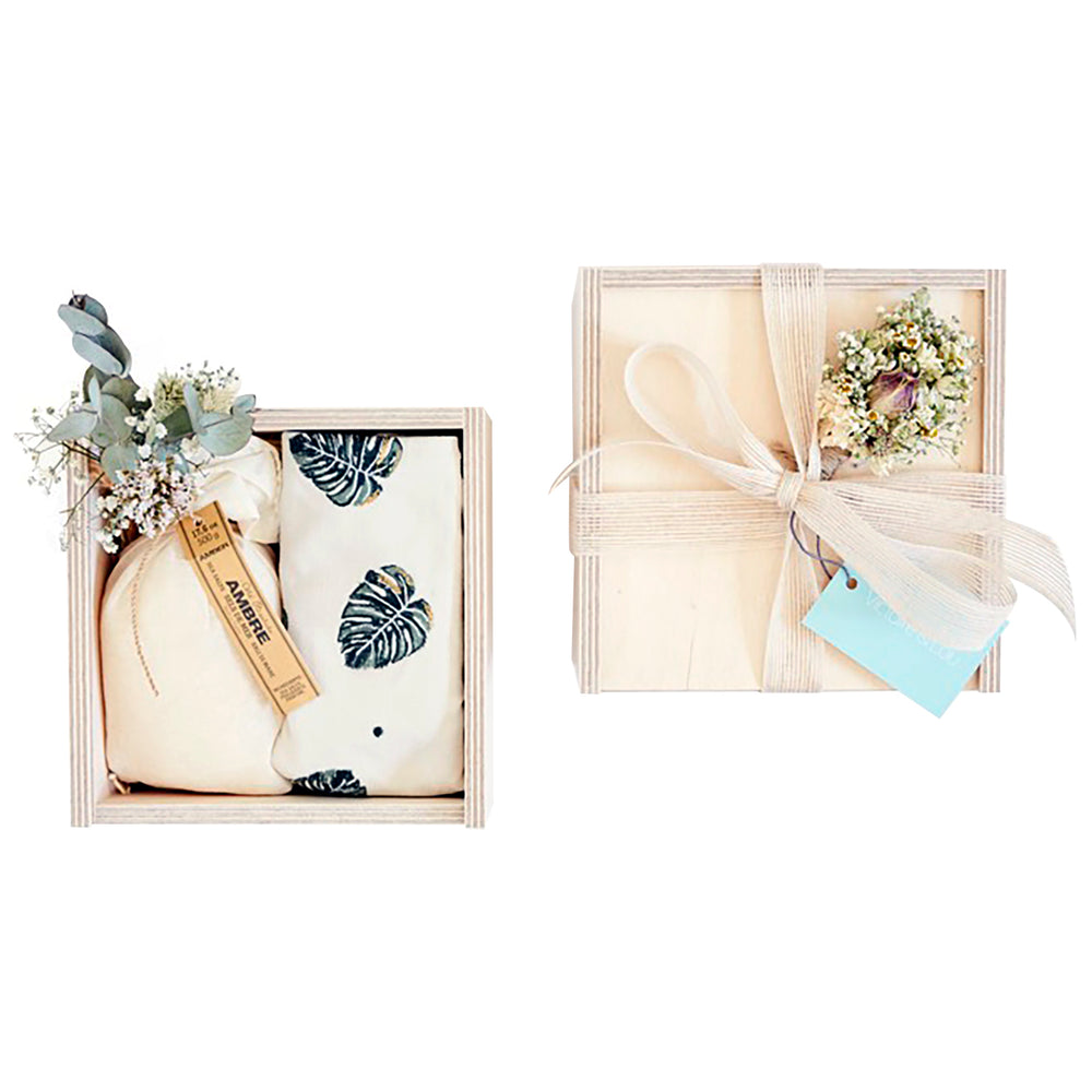 "The Little ""Natural Beauty "" Gift Box"